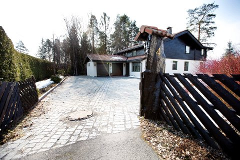 FORSVANT: Sist gang Anne-Elisabeth Hagen ble sett i live, var i familiens hus i Sloraveien på Fjellhamar 31. oktober i fjor.