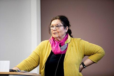 MILLIONINNTEKT: Anne-Karin Sogn har en inntekt på over 1,4 millioner kroner.