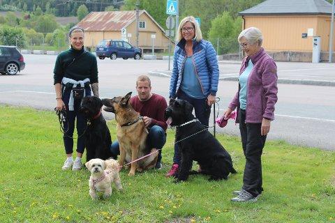Hundens dag ble arrangert i Gran 25. mai i et samarbeid mellom Hadealnd Hundeklubb, Norsk Kennel klubb og Lassie & Garfield.