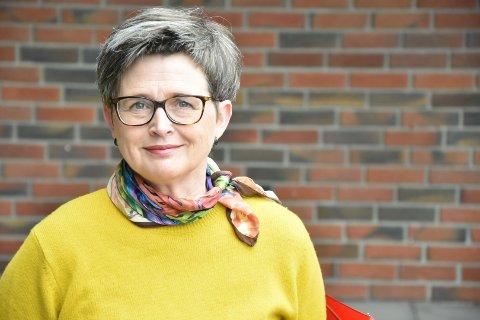 STYRELEDER: Inger Lise Stieng er ny styreleder i Hadeland folkehøgskole.