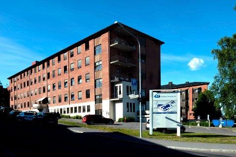 INNLAGT: Det siste tilfelle av påvist smitte i Gjøvik er innlagt på sykehus.