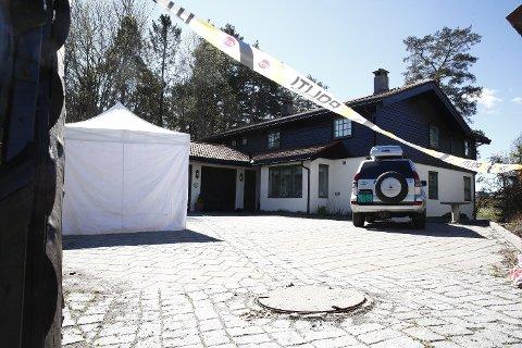 Anne-Elisabeth Hagen forsvant fra boligen sin i Lørenskog 31. oktober 2018. Politiet har siktet ektemannen Tom Hagen og en mann i 30-årene for drap eller medvirkning til dette.  Foto: Terje Pedersen / NTB scanpix