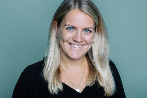 NESTLEDER: Hannah Gitmark blir ny nestleder i Tankesmien Agenda.