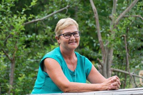 SØKER JOBBEN: Kari Marie Engnæs er konstituert rektor ved Jevnaker ungdomsskole.