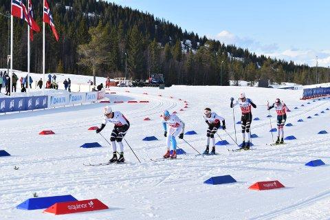 LYGNA: Nok en gang samles de beste skiløperne i Norge på Lygna.