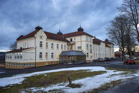 SYKEHUS: En ansatt ved SI Reinsvoll er tiltalt for brudd på taushetsplikten. ARKIV