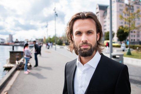Thomas Iversen i Forbrukerrådet.