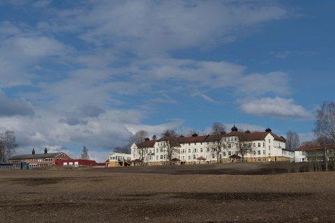 OVERFALL: Hendelsen skjedde på SI Reinsvoll i 2019. ARKIV