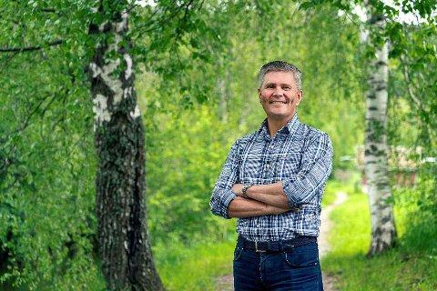 GÅR BRA: Administerende direktør Pål Olimb og Alfa har sikret seg storordre med Forsvaret og gjør det bra i markedet for fritidssko.