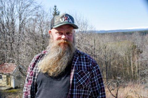 VANT GULLRUTEN: Jørn Norstrøm vant lørdagGullruten for regien til serien UXA - Thomas Seltzers Amerika.