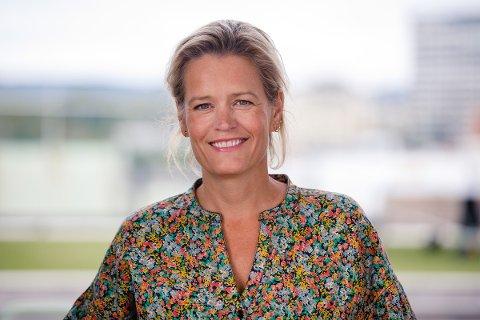 NY SJEF: Siv Tonje Solfjeld fra Grua blir ny daglig leder i Spoon-gruppens avdeling i Norge.