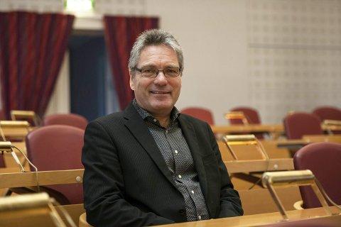 HÅPER PÅ LØSNING: Ordfører Thor Edquist håper at både Grensetreffet og Ladies Tour blir en suksess også i 2016.