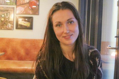 EN STOR DAG: En stor dag for Dina Billington, i morgen  på Rød herregård.
