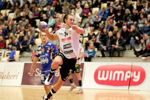 Kristoffer Henriksen er med i EM-troppen til Norge.