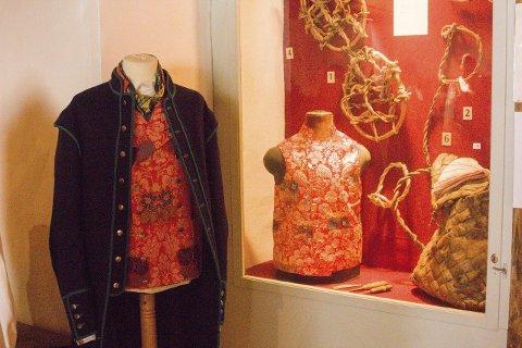 Opphav fra idd: Plaggene fra Ellefsrød gård på Idd utgjør en viktig kilde til Østfolds tekstilarv.