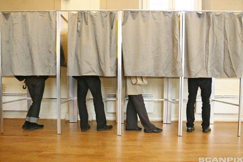 TILLIT: – Ved valget i 2015 forlenget velgerne sitt tillitsvotum til Høyre og deres støttepartier i Halden, skriver Arve Sigmundstad. Arkivfoto: Håkon Mosvold Larsen / SCANPIX