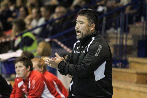 Tidligere trener Morten Holmen har konkursbegjært HHK.