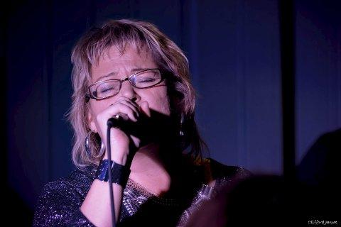 AVLYST: Marit Østli Trønnes har avlyst sin konsert hos Halden Konsertscene.