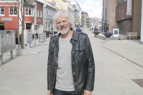 HJEM IGJEN: 26. oktober synger Morten Milde musikken til Jerry Lee Lewis på Bryggerhuset sammen med en rekke andre artister.