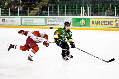 Sander Mjølnerød har skrevet under for Narvik Arctic Eagles.