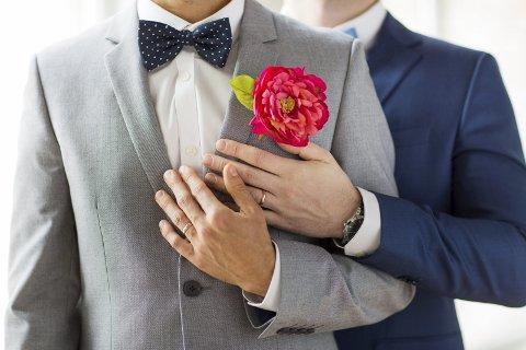 DERES VALG: – Mitt anliggende er paret som vil gifte seg – deres valg. Hvem velger de som sin prest og hvem velger de bort?, skriver Jan Boye Lystad i dette Innhogget. Illustrasjonsfoto: Colourbox