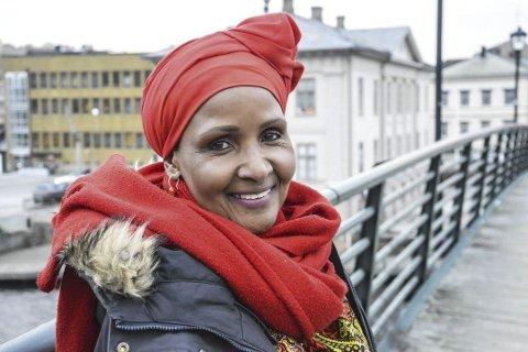 FINALIST: Safia Abdi Haase er en av tre finalister som du kan stemme fram. Arkiv.