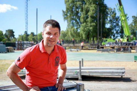 Per Olav Andersen blir ny direktør i Olympiaparken.