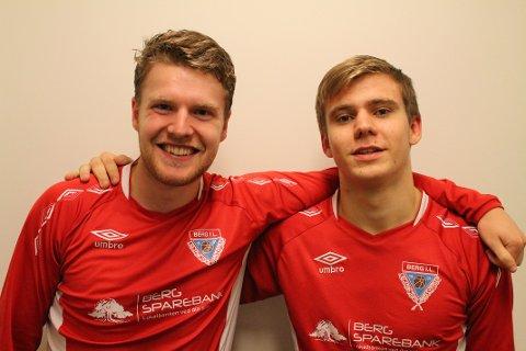 Sebastian Backe Eriksen og Henrik Olsen Ingerø laget to mål hver mot Fredrikshald