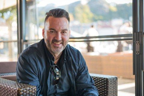 STOLT: Daglig leder for Brygga kultursal, Martin Gundersen, er stolt over resultatet i år.