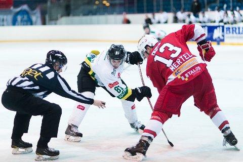 David Hnat og Comet spilte ikke onsdag kveld, men kan likevel konstatere at spenningen i toppen av 1. divisjon blir enda mer intens etter at Hasle/Løren slo Ringerike.
