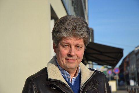 KRITISK: Alf Ulven, varaordfører i Aremark kommune og mangeårig investor, er meget kritisk til Østfold Energi. – Vi har sagt hva vi mener om den feilslåtte strategien, men Aremark som en liten aksjonær blir overhodet ikke hørt, sier han.