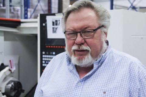 Viktig: Administrerende direktør i Ernex Yngvar Karlsen sier oppkjøpet av det nederlandske importselskapet var viktig for markedsandelen deres.