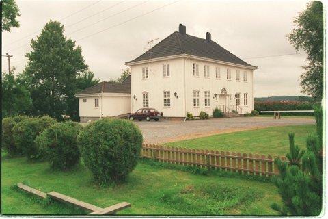 USIKKERT: Berg menighetshus står nå uten et eget styre. Huset eies av Stiftelsen Berg Menighetshus. Arkiv.
