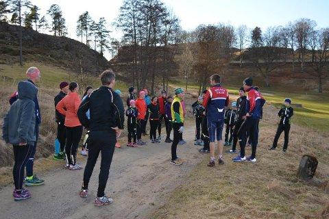 FLEERE MULIGHETER: Det blir kurs i løpteknikk med Emil Wingstedt også 26. april og 10. mai. tilbudet er gratis.
