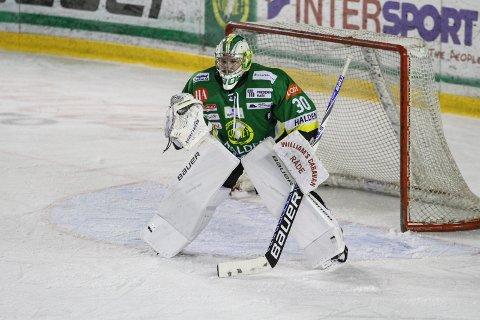 Anders Johansson er klar for en ny sesong i Comet-drakta.