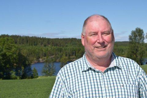 GÅR AV: Rådmann Jon Fredrik Olsen har sagt opp fra 1. juli. Han skal jobbe fram til 2. oktober.