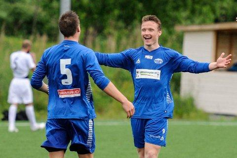 HATTRICK: Sondre Kirkeng Rørmyr scoret tre mål da Idd SK slo Torp 6-1 på bortebane fredag kveld.