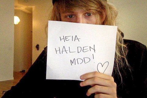 PRISVINNER: Magnus fra Halden har vunnet mange gjeve priser de siste årene. I år er han så langt nominert til to. En i Norge og en i USA.