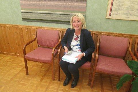 RÅDMANN: Mette Eriksen fra Halden har søkt på stillingen som rådmann i Aremark kommune.