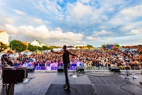 Stömstadfestivalen håper igjen på god stemning når Björn Rosenström retunerer til den svenske grensebyen.