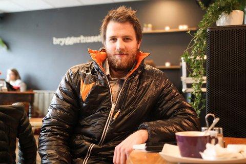 TAPT FOR HTH?: Mads Fredriksen er høyaktuell som daglig leder i Elverum - landets beste håndballklubb.