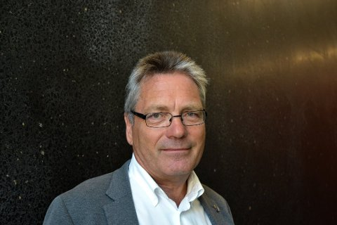 KUN OS: Ordfører Thor Edquist skriver Halden kommune ikke har råd til å bygge den arenaen alle vil ha alene. Arkiv.