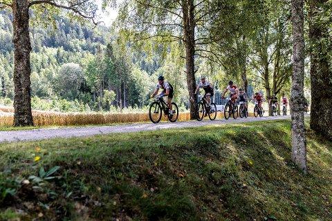GRENSERITTET: Over 3000 syklister er påmeldt til Grenserittet 2018.