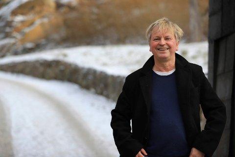 GÅR VIDERE: Ole Evenrud trekker seg ut av Allsang på Grensen etter tolv år.