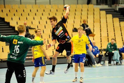 TAPTE: Alexander Mitrovic og HTH tapte til slutt med to mål mot Bækkelaget.