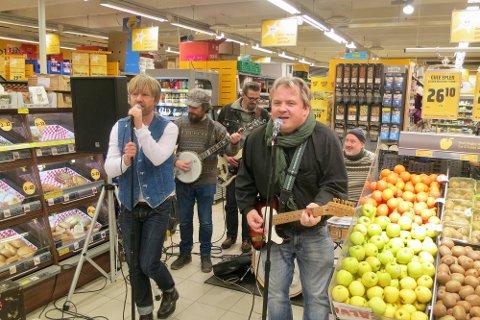 Onkel Tuka slipper singel på New Noise