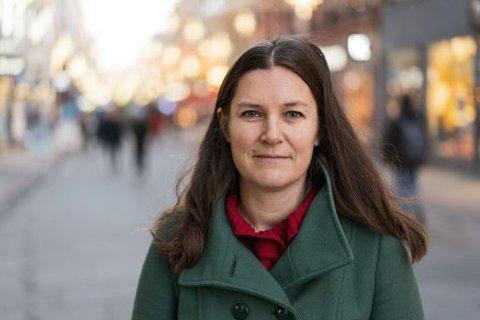 AV-OG-TIL: Bruk alkohol-vett oppfordrer Randi Hagen Eriksrud, Generalsekretær i Av-og-til.