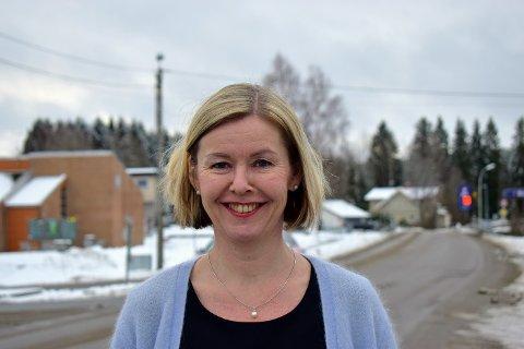 LOJALE MEDARBEIDERE: - De  har stått på gjennom året og vært lojale til de innstrammingene som er iverksatt, sier Aremark kommunes rådmann Alice Reigstad.