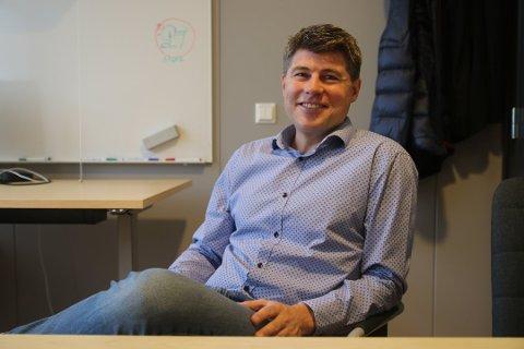 Leder for avdeling for Samfunnsutvikling i Halden kommune, Jens-Petter Berget, har stor tro på at Vikingane-innspilling i Halden kan gi nye arbeidsplasser og økt turisme.