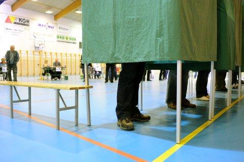 Halden kommune er i gang med forberedelsene til stortingsvalget i september.